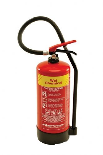 WET CHEMICAL Extinguisher 'FirePower' 6L